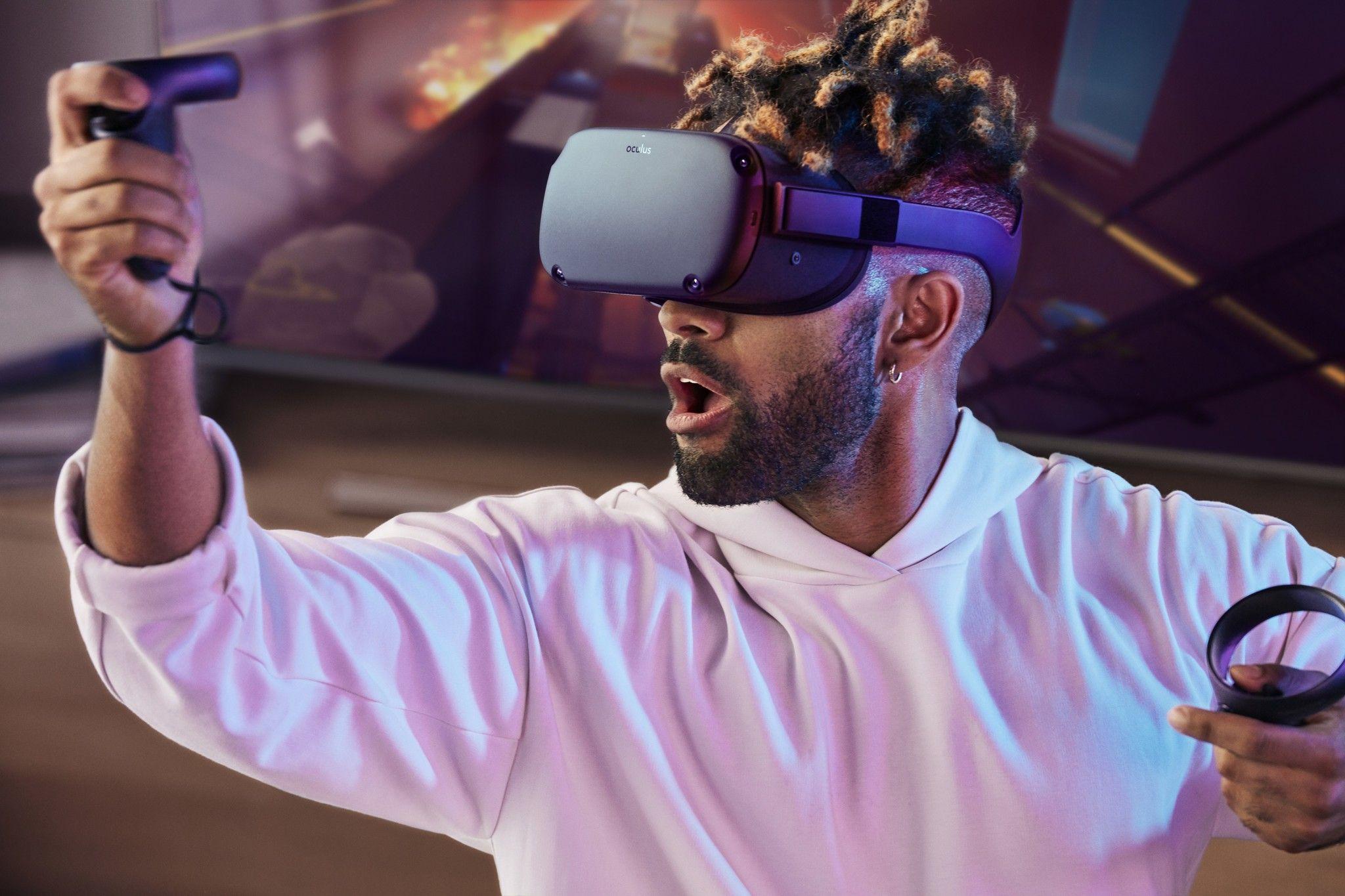 Oculus Quest: El visor de realidad aumentada más vendido