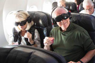 películas de realidad virtual alaska airlines