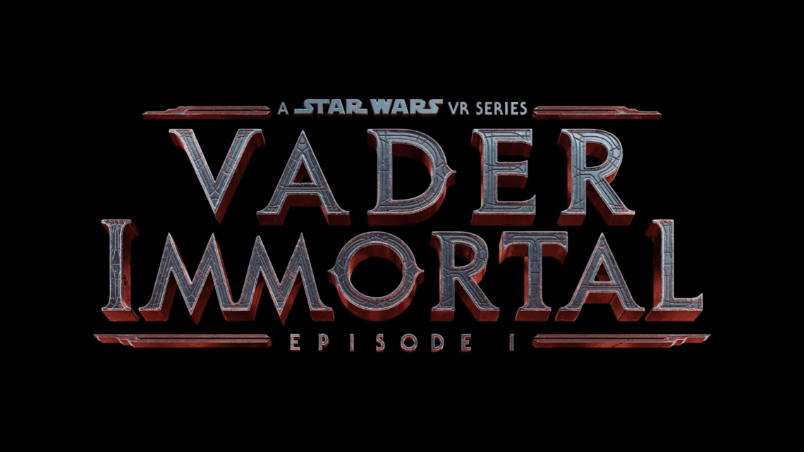Vader Immortal ,Star Wars llegará a Oculus Quest en 2019