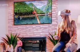 compartir pantalla oculus go