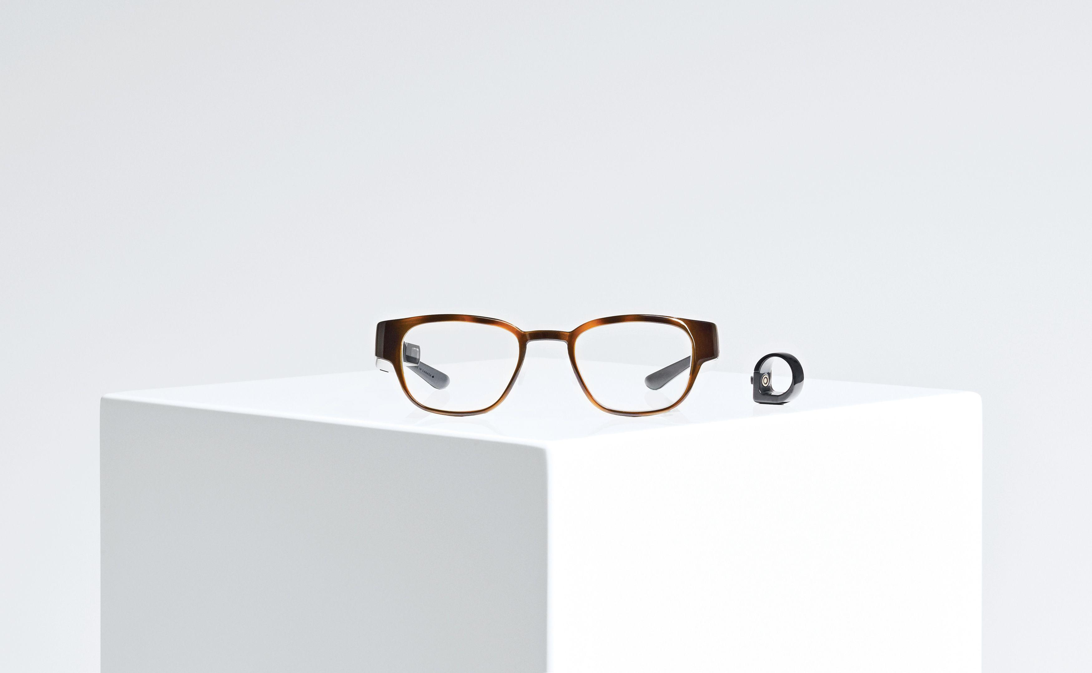 North adquiere patentes de las gafas de AR Vaunt de Intel