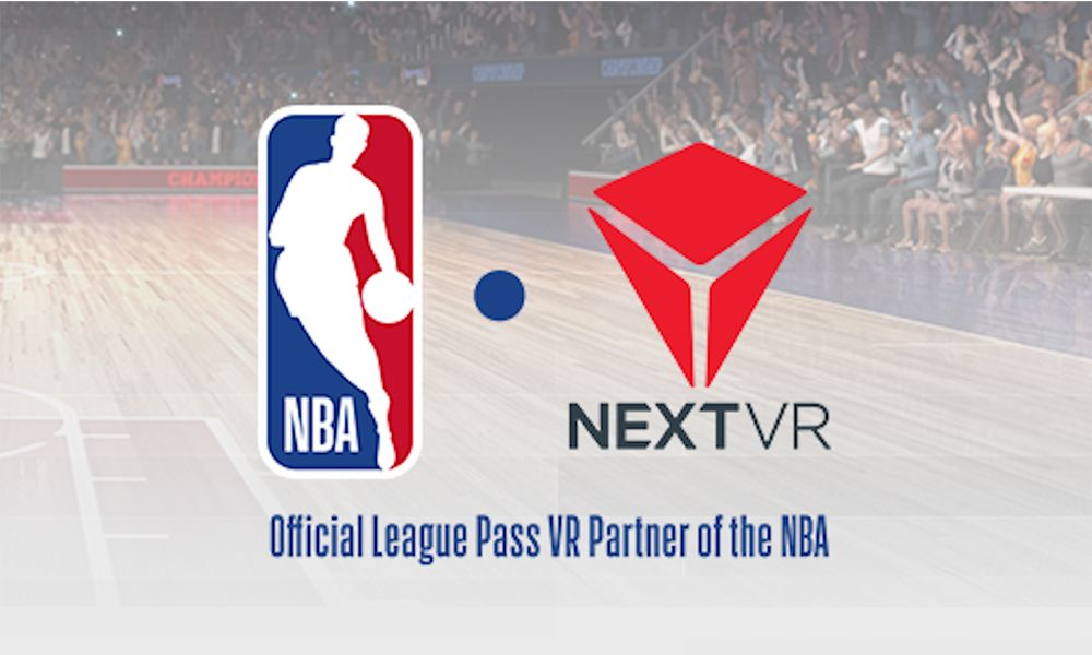Sigue la temporada regular de la NBA en realidad virtual