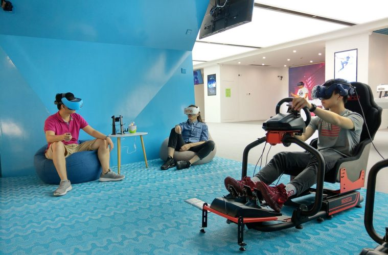 tienda realidad virtual htc