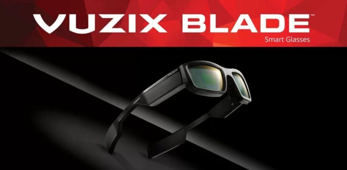 Vuzix Blade AR versión consumidor saldrá a la venta el próximo 2019