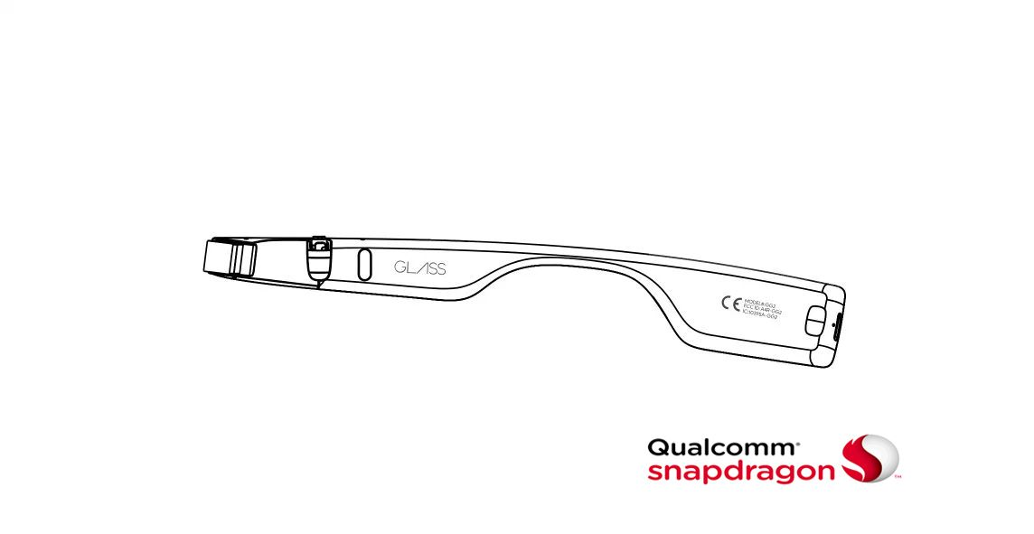 Las Google Glass Enterprise Edition 2 incorporan un Snapdragon 710