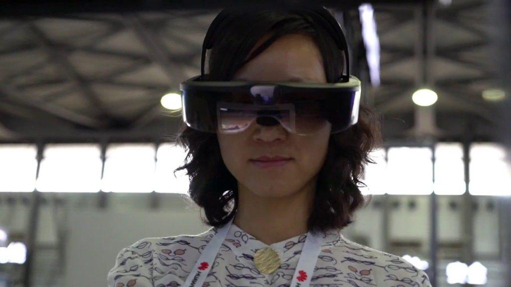 huawei gafas inteligentes realidad aumentada