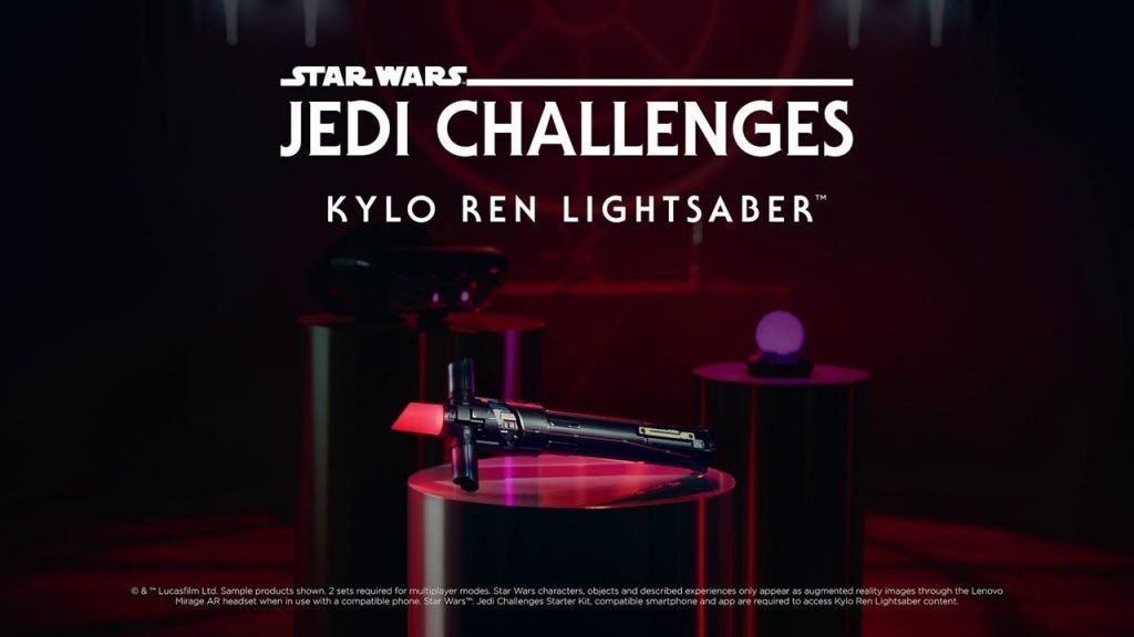 jedi challenges star wars kylo ren