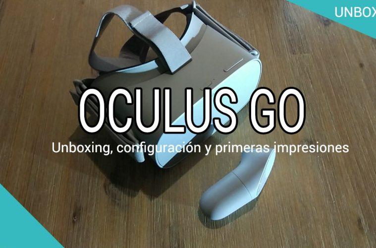 oculus go review y configuracion