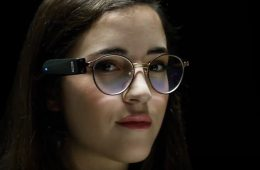 orcam gafas inteligentes ciegos vision limitada