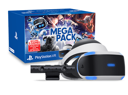 pack juegos playstation vr