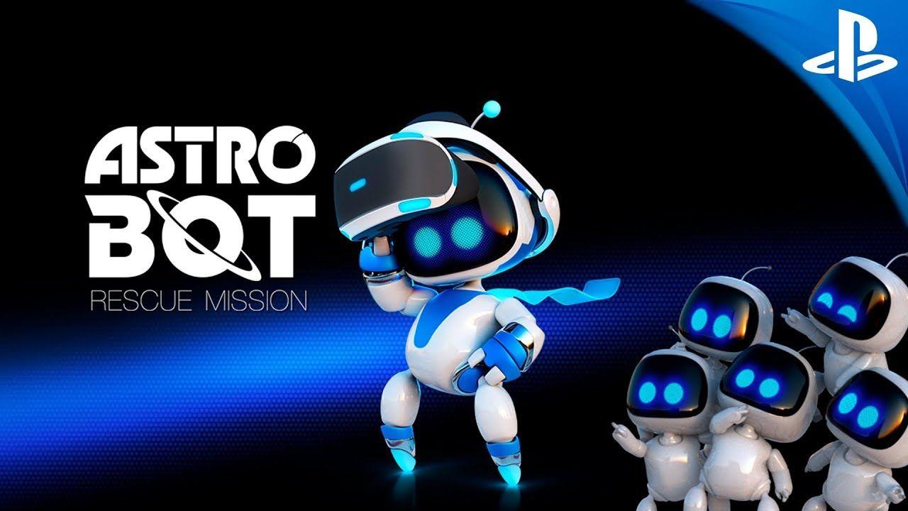 astro bot mejor juego de realidad virtual