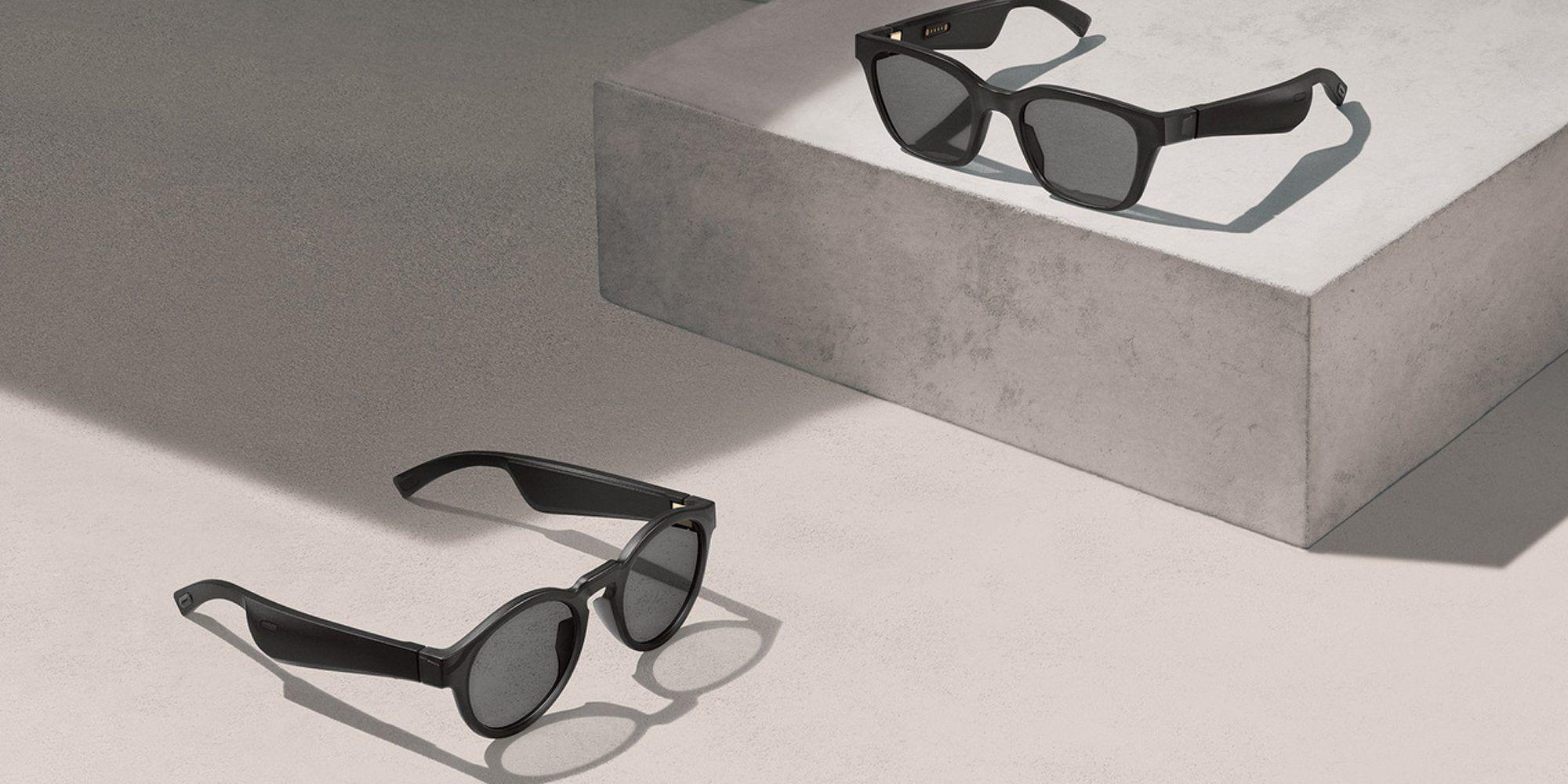 BOSE FRAMES, las gafas inteligentes del famoso fabricante de sonido
