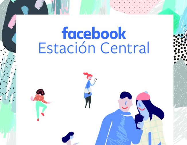 estacion central de facebook
