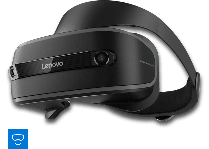 lenovo explorer gafas windows mixed reality