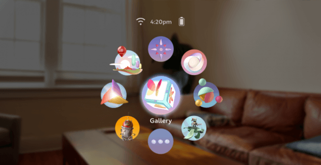 magic leap aplicaciones