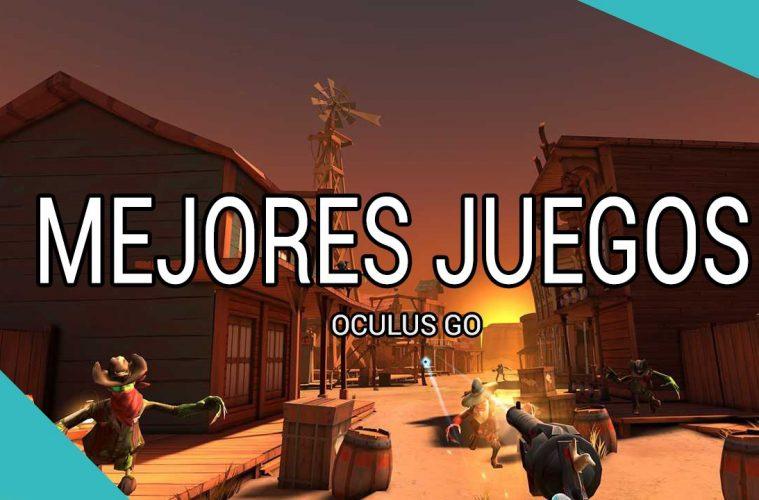 mejores juegos oculus go