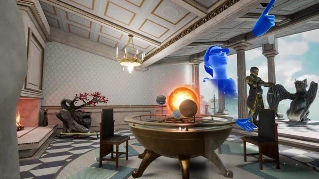oculus rift logros home