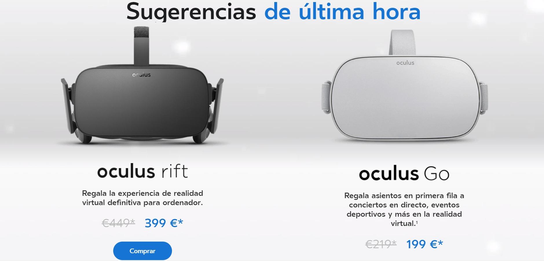 La Realidad Virtual mucho más barata antes de finalizar el año