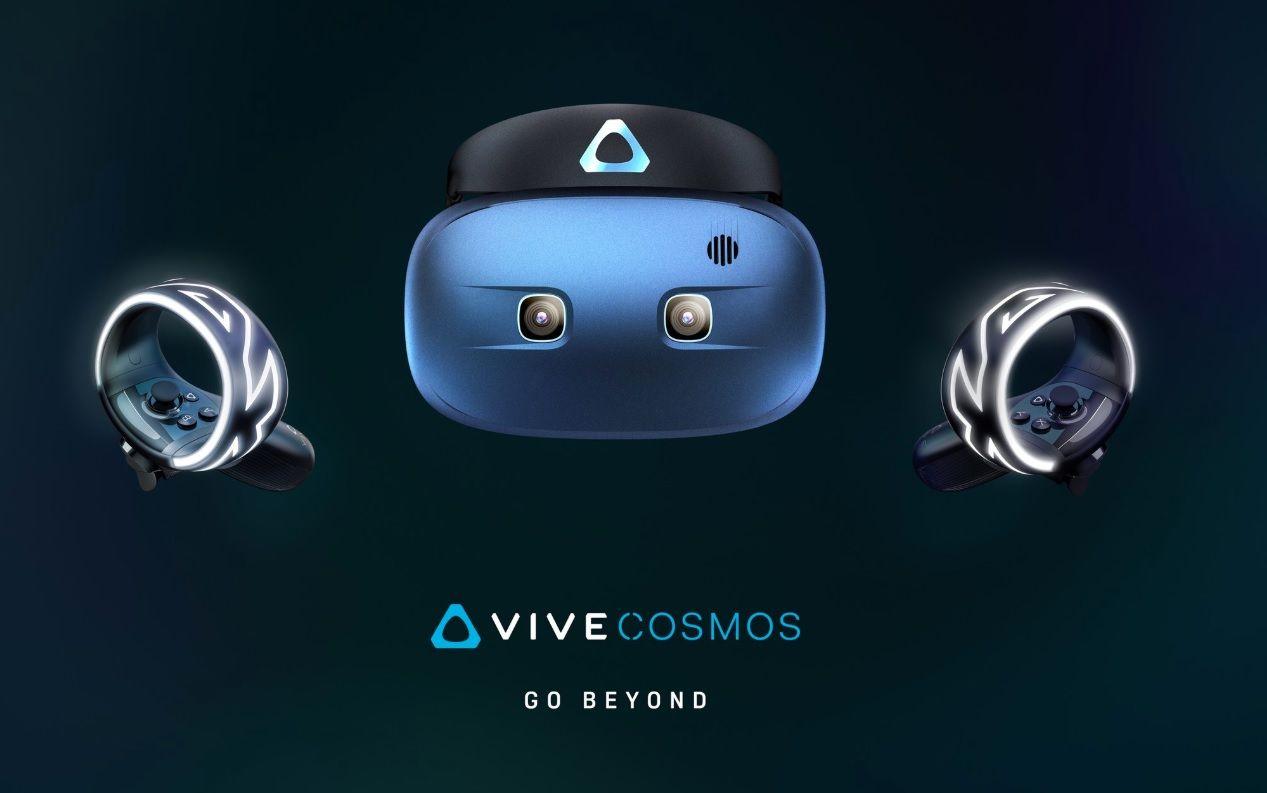HTC VIVE COSMOS, las nuevas gafas de realidad virtual autónomas de la compañía