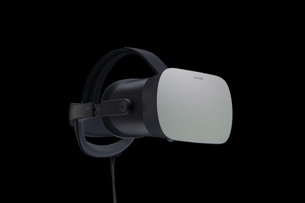 Varjo VR-1: Así son la gafas de realidad virtual con resolución retina