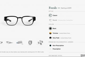 focals gafas inteligentes