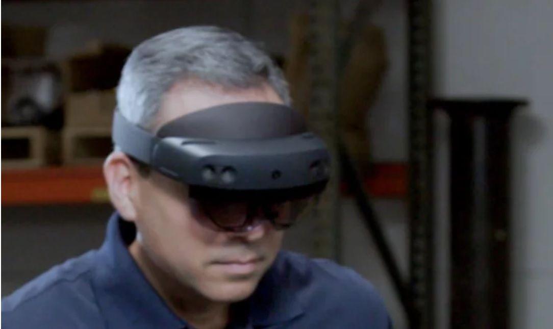 Se filtran imágenes de las nuevas HoloLens 2 antes de su presentación