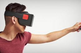 nintendo switch realidad virtual
