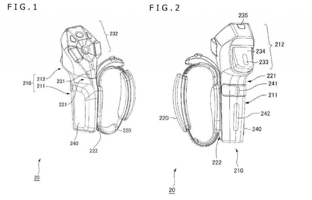 psvr 2 mandos patentes