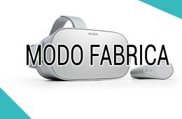 modo fabrica oculus go