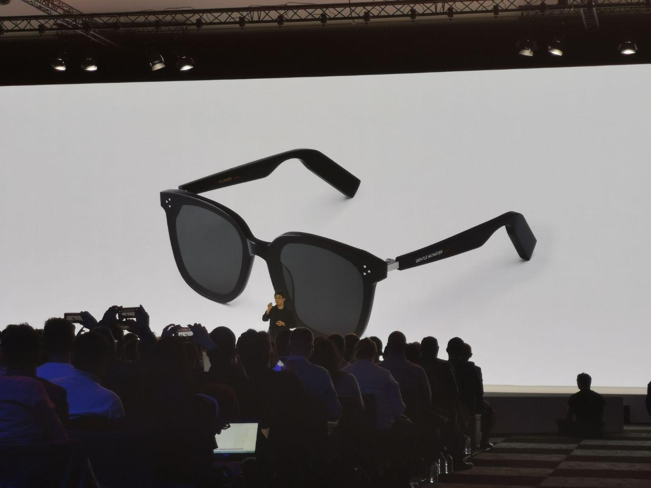 Así son las gafas inteligentes de Huawei X GENTLEMONSTER EYEWEAR