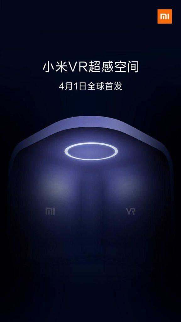 Xiaomi realidad virtual