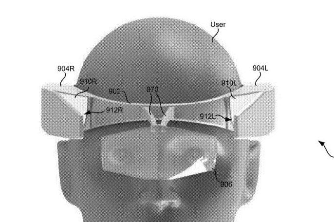 Google A65, las propias gafas de realidad aumentada al más puro Hololens