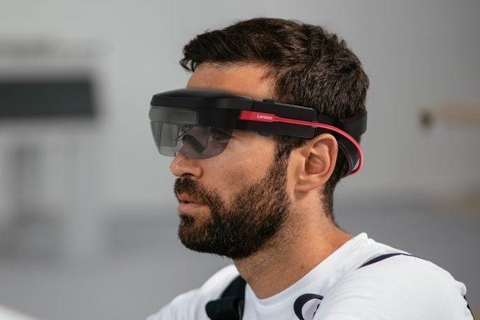 Lenovo ThinkReality A6, gafas de realidad aumentada que compiten contra HoloLens