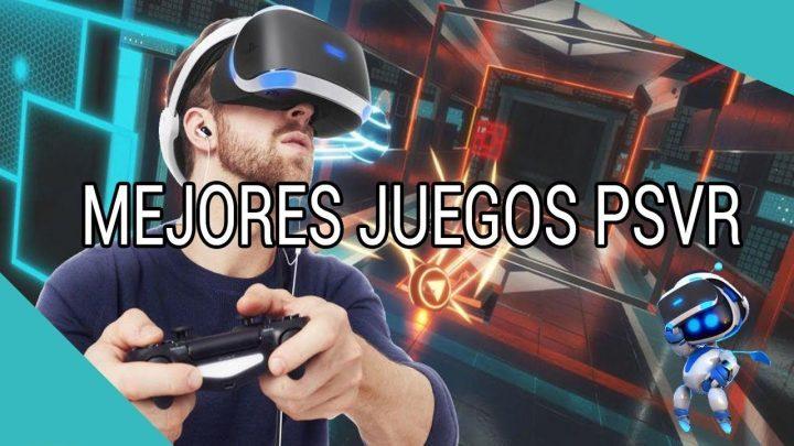 Los mejores juegos para PS VR 2019