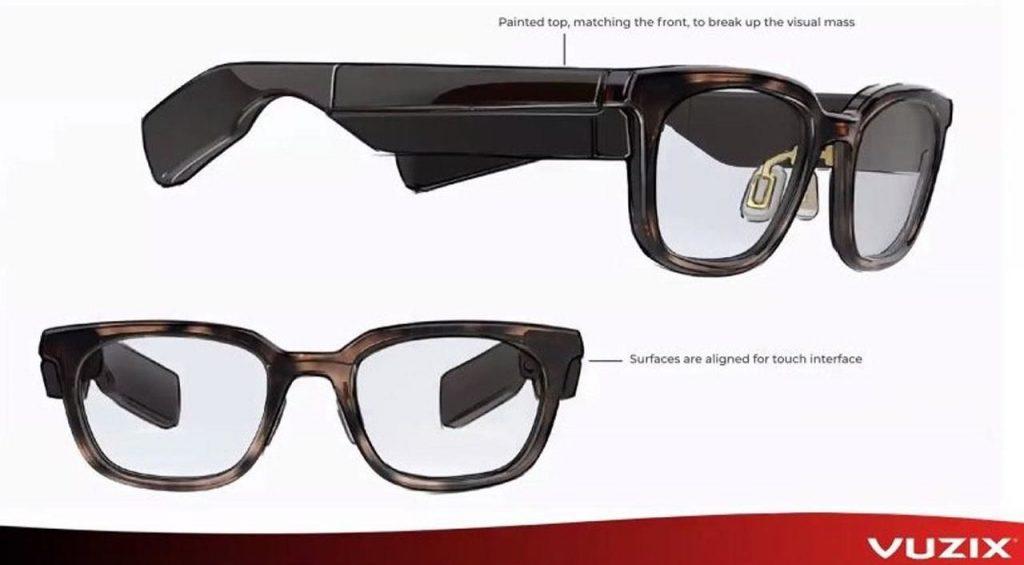 Vuzix lentes inteligentes
