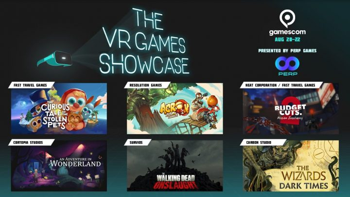 El Gamescom 2019 tendrá evento de Realidad Virtual