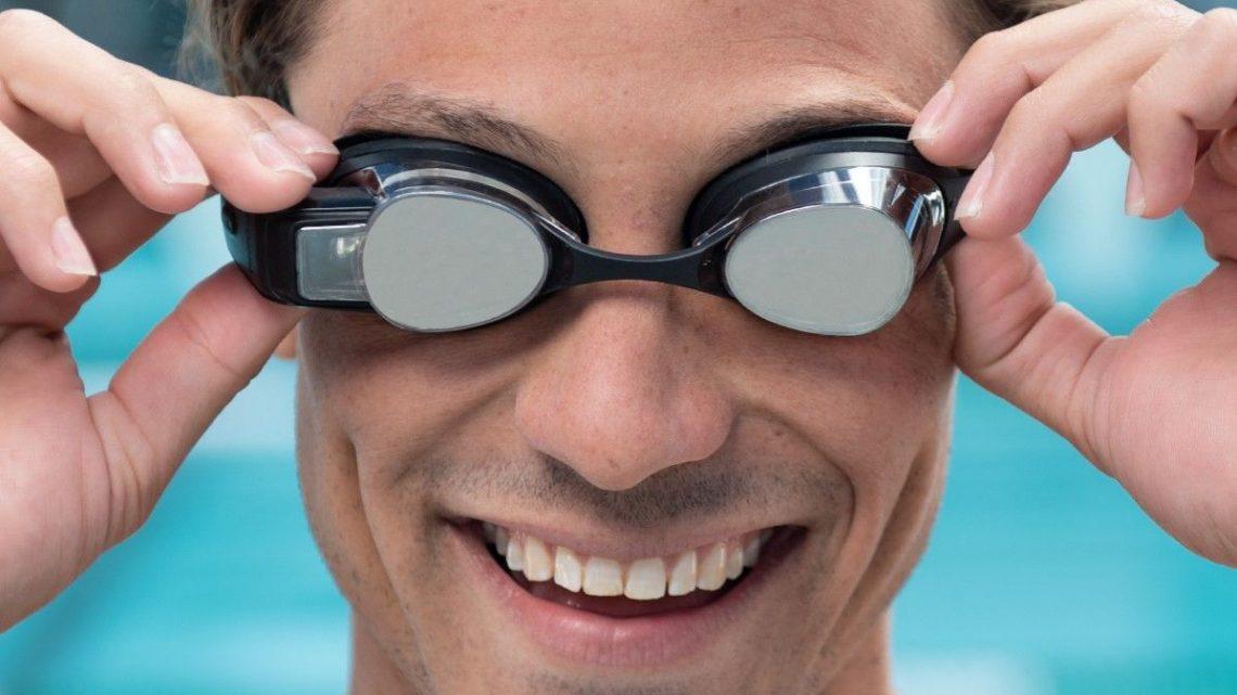 Las gafas inteligentes para la natación llegan a partir del 7 de agosto