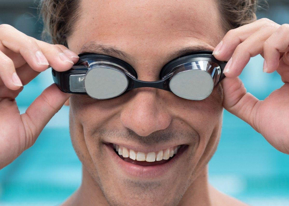 gafas inteligentes para natacion