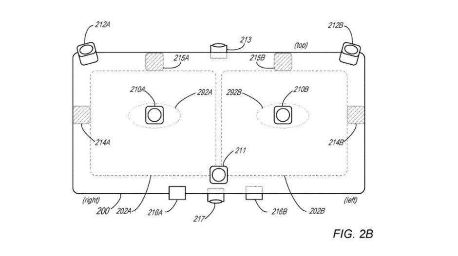 patente de apple gafas de realidad aumentada mixta