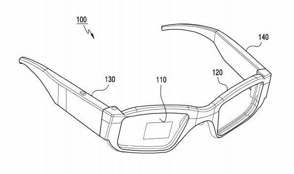 Las gafas inteligentes de Samsung se dejan ver en nuevas patentes
