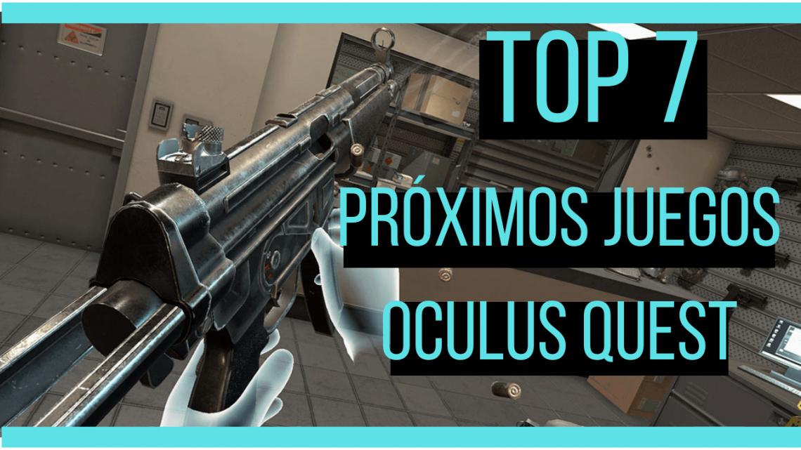 Próximos juegos que llegarán a Oculus Quest en 2019