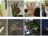 Google trabaja con IA para proporcionar seguimiento de manos y dedos para las gafas inteligentes