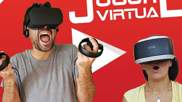 Distrito VR Jugon Virtual Madrid Games Week