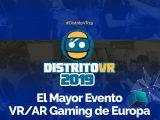 Distrito VR, realidad virtual en el Madrid Games Week