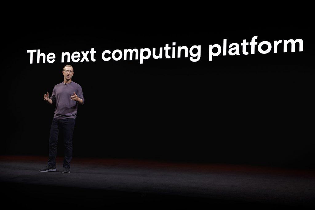 oculus connect 6 zuckerberg