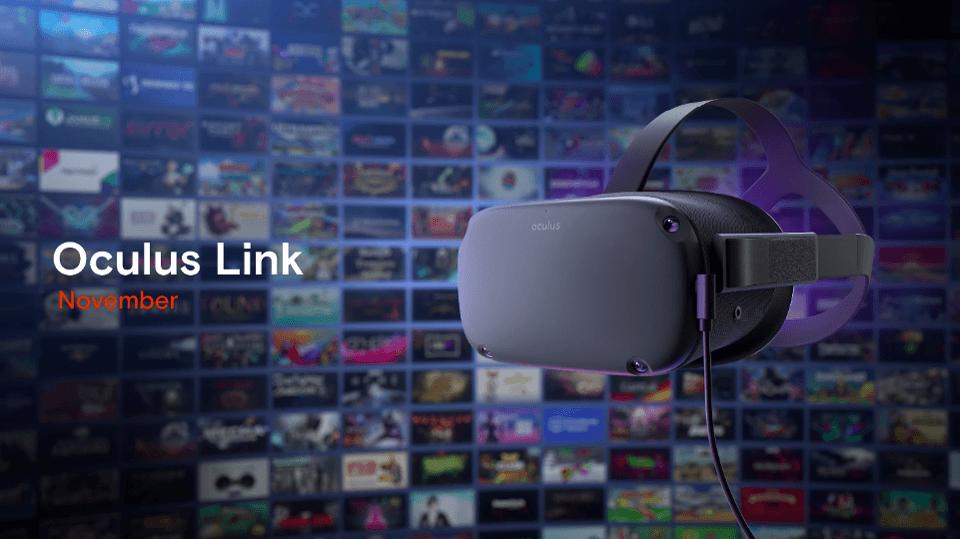 Oculus Link cable para Oculus Quest conectar PC