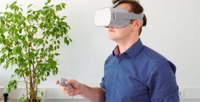 Gafas Oculus Go informacion