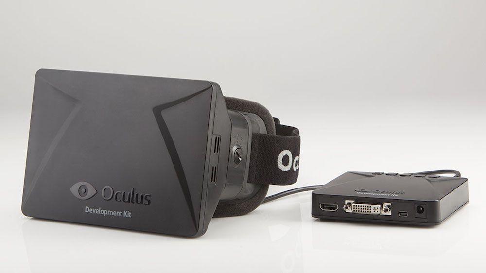 ¿Qué es oculus?