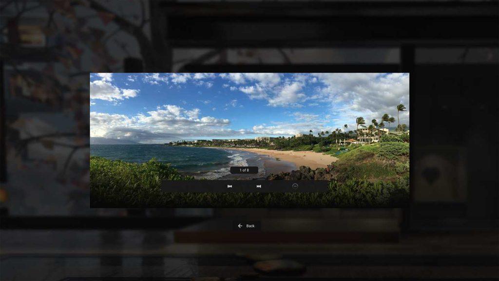 Oculus Gallery para ver películas en Quest