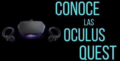 oculus quest que es informacion